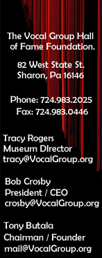 VocalGroup.org Contacts